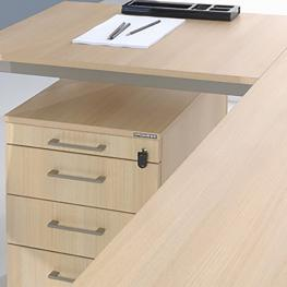 Drawers & Pedestals